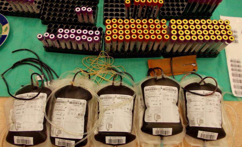 Jesienna akcja krwiodastwa w ZST